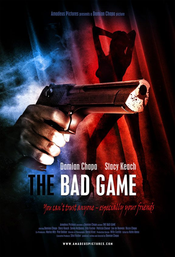 The Bad Game Poster #1