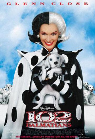 102 Dalmatians Poster #4