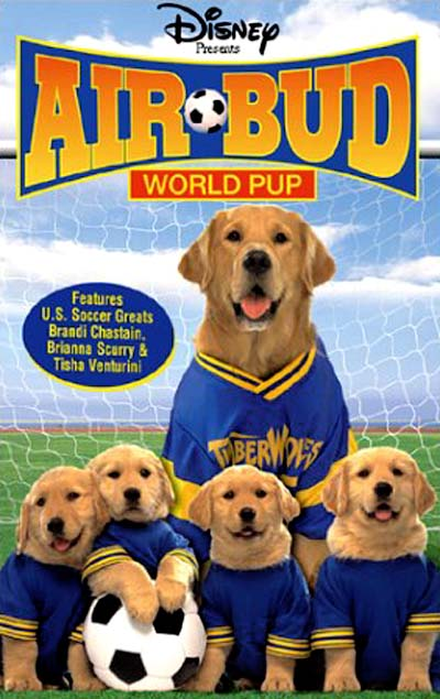 Air Bud: World Pup Poster