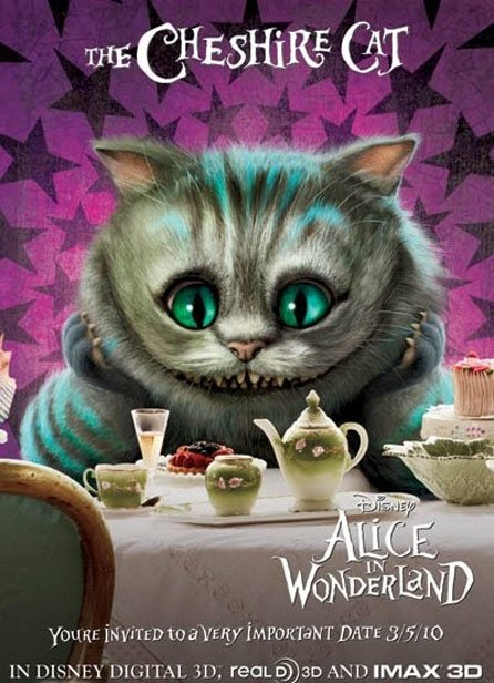 Alice in Wonderland Poster #12
