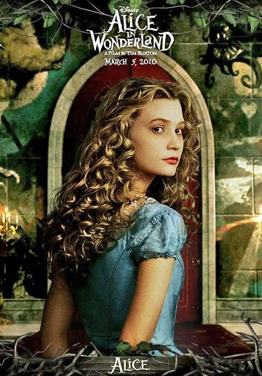 Alice in Wonderland Poster #13