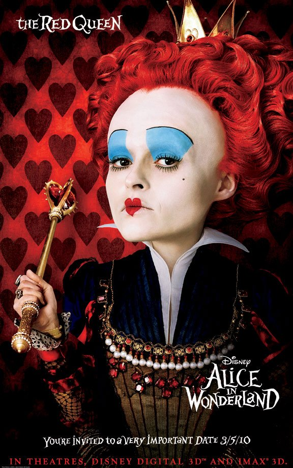 Alice in Wonderland Poster #4