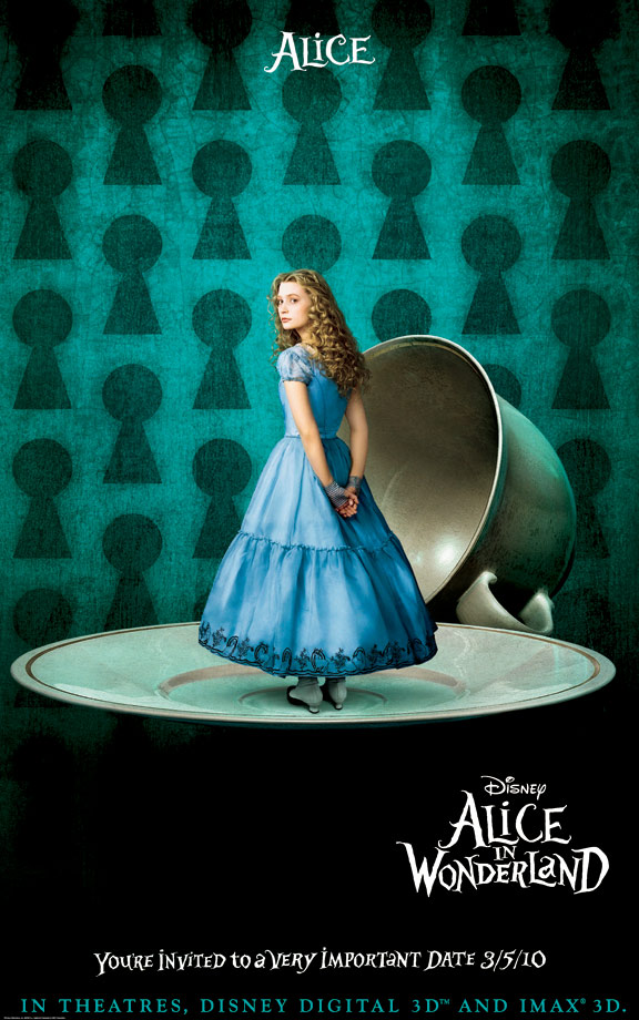 Alice in Wonderland Poster #5