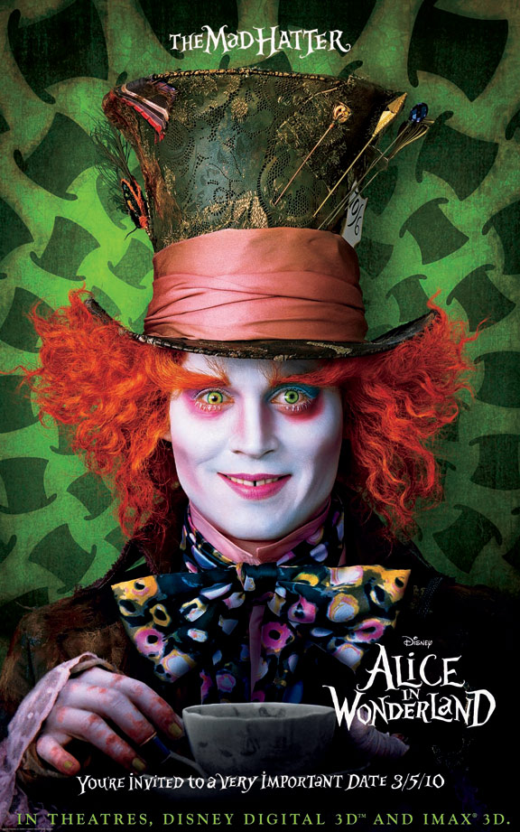 Alice in Wonderland Poster #6