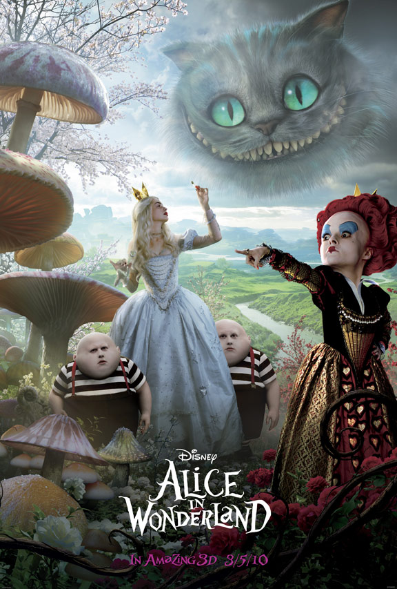 Alice in Wonderland Poster #8