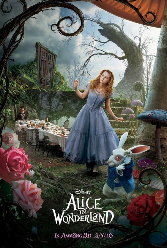 Alice in Wonderland Poster #9