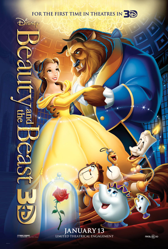 Beauty and the Beast Poster #2