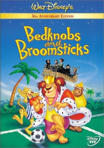 Bedknobs and Broomsticks Poster #2