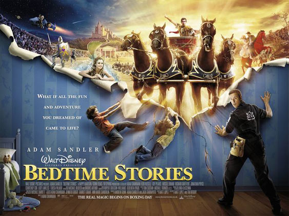 Bedtime Stories Poster #3