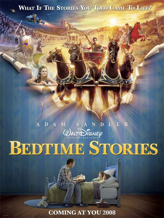 Bedtime Stories Poster #4