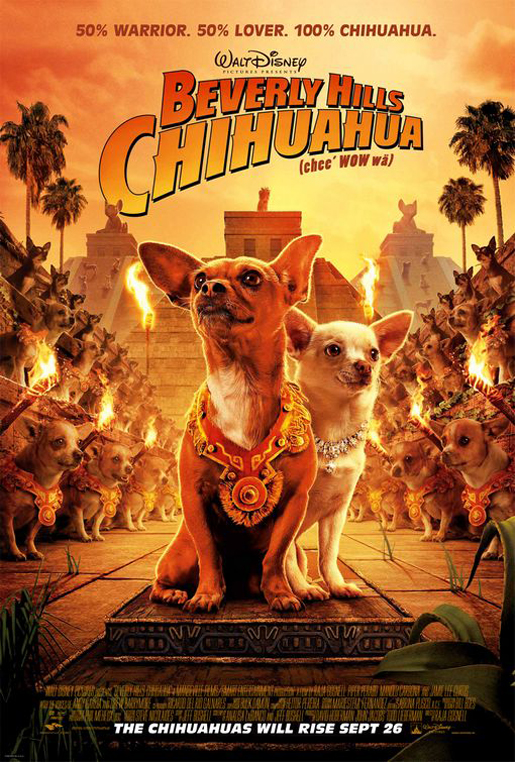 Beverly Hills Chihuahua Poster #1