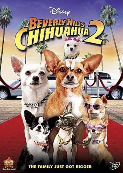 Beverly Hills Chihuahua 2 Poster #1