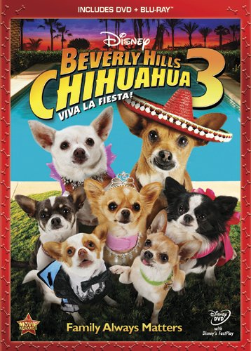 Beverly Hills Chihuahua 3: Viva La Fiesta! Poster