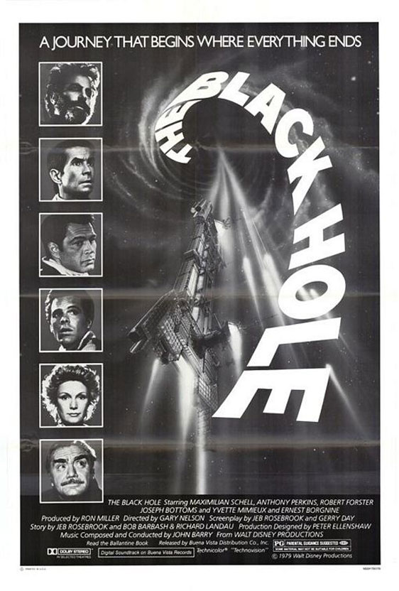 The Black Hole Poster #2