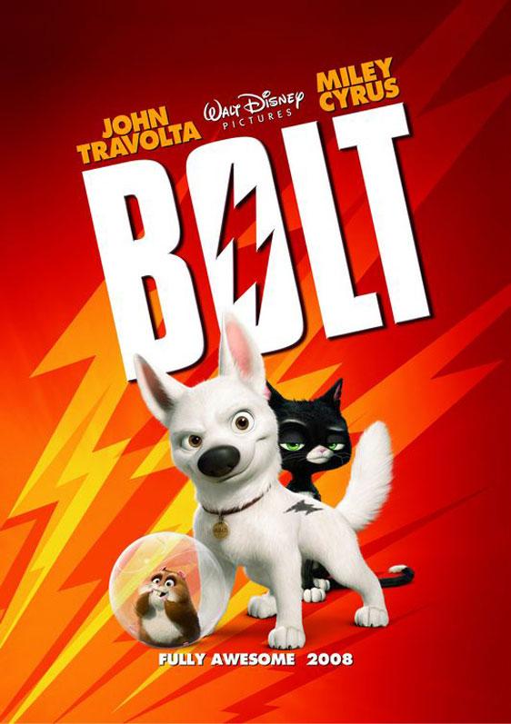 Bolt Poster #3