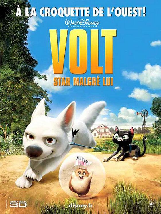 Bolt Poster #7