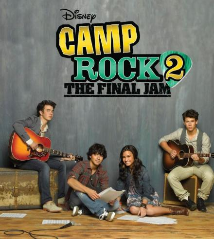 Camp Rock 2: The Final Jam Poster #1