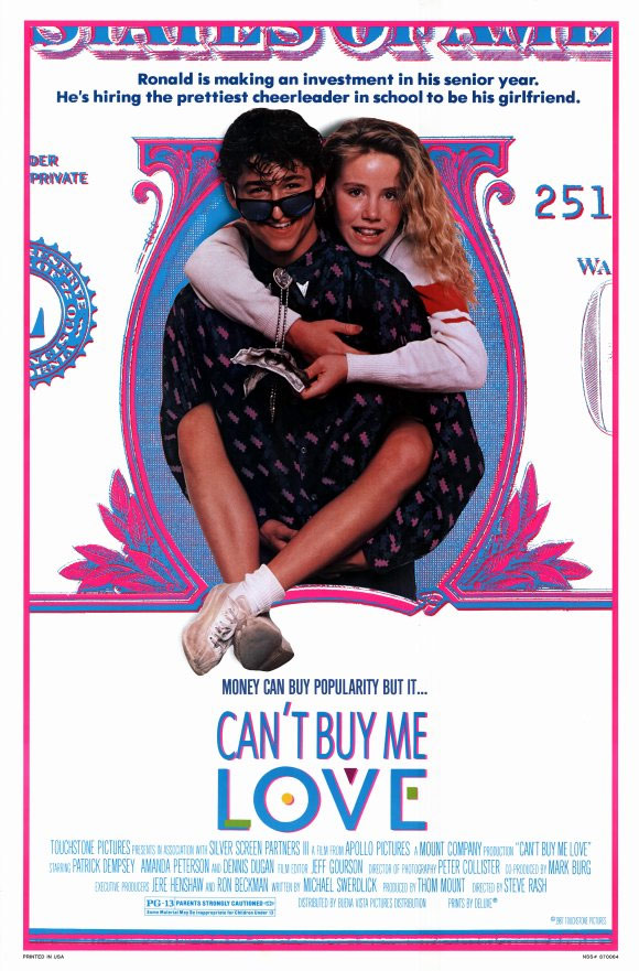 Can't Buy Me Love Poster #1