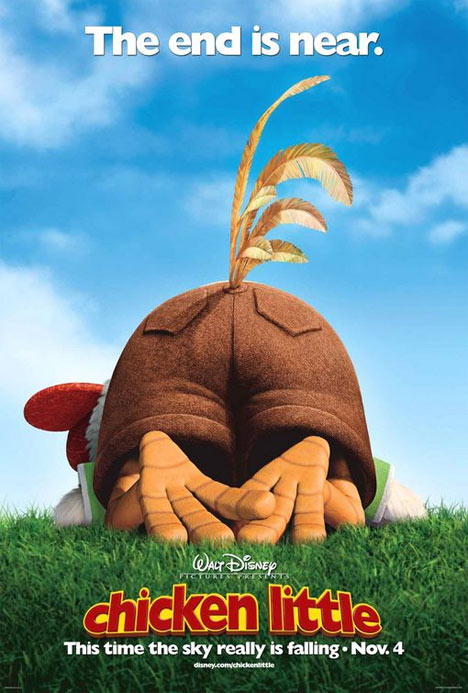 Chicken Little Poster #1