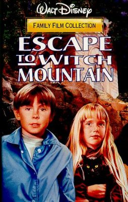 Escape to Witch Mountain Poster #2