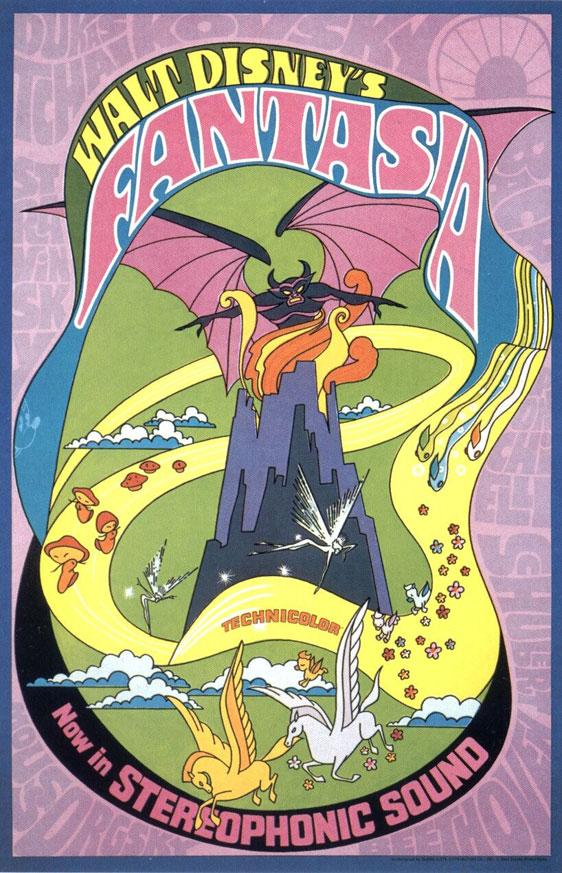Fantasia Poster #3