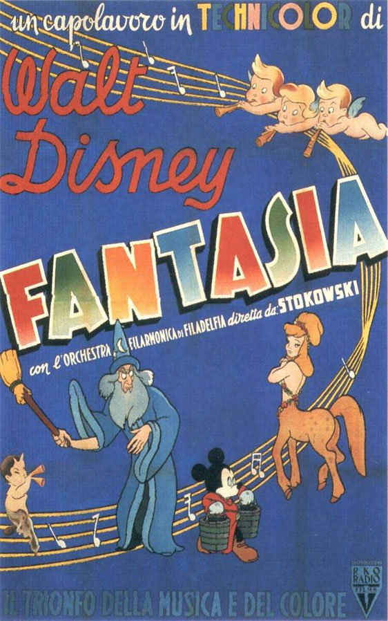 Fantasia Poster #4