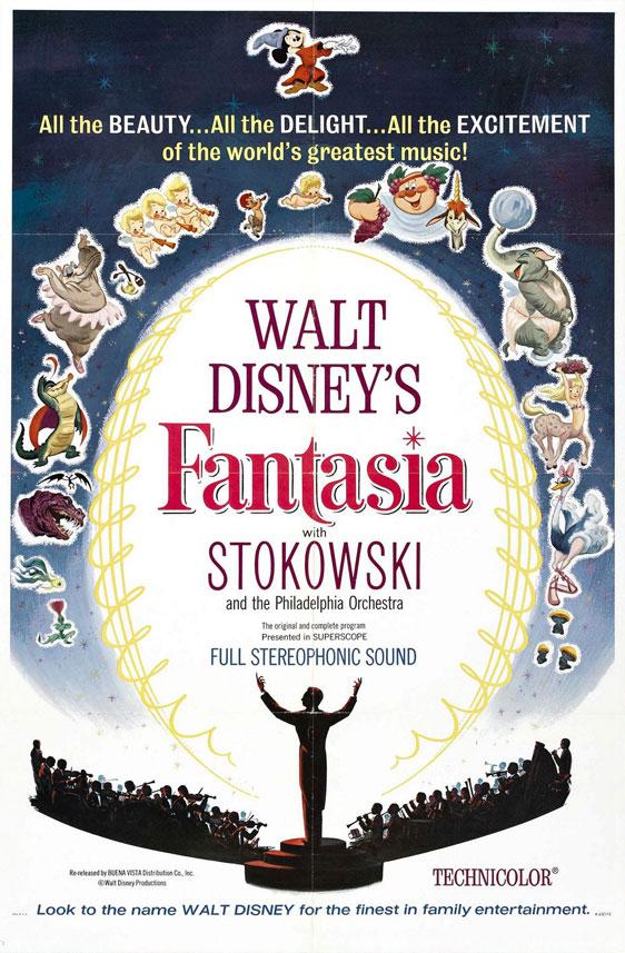 Fantasia Poster #7