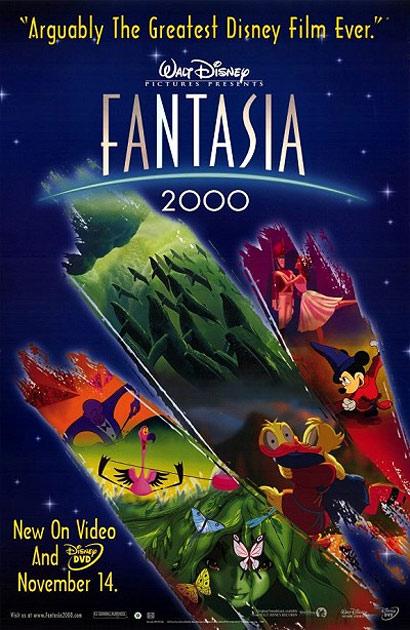 Fantasia 2000 Poster #2