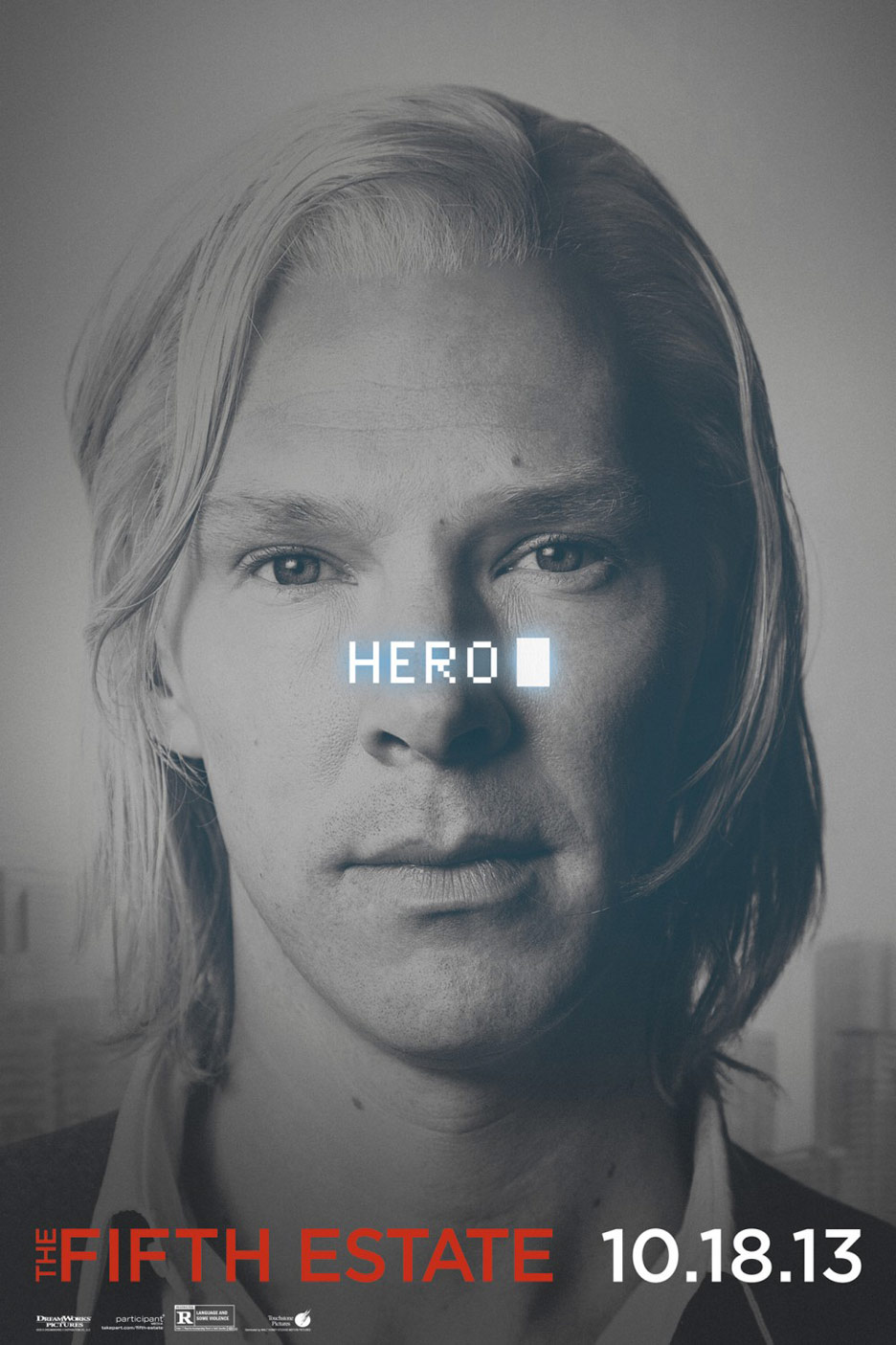 The Fifth Estate Poster #4
