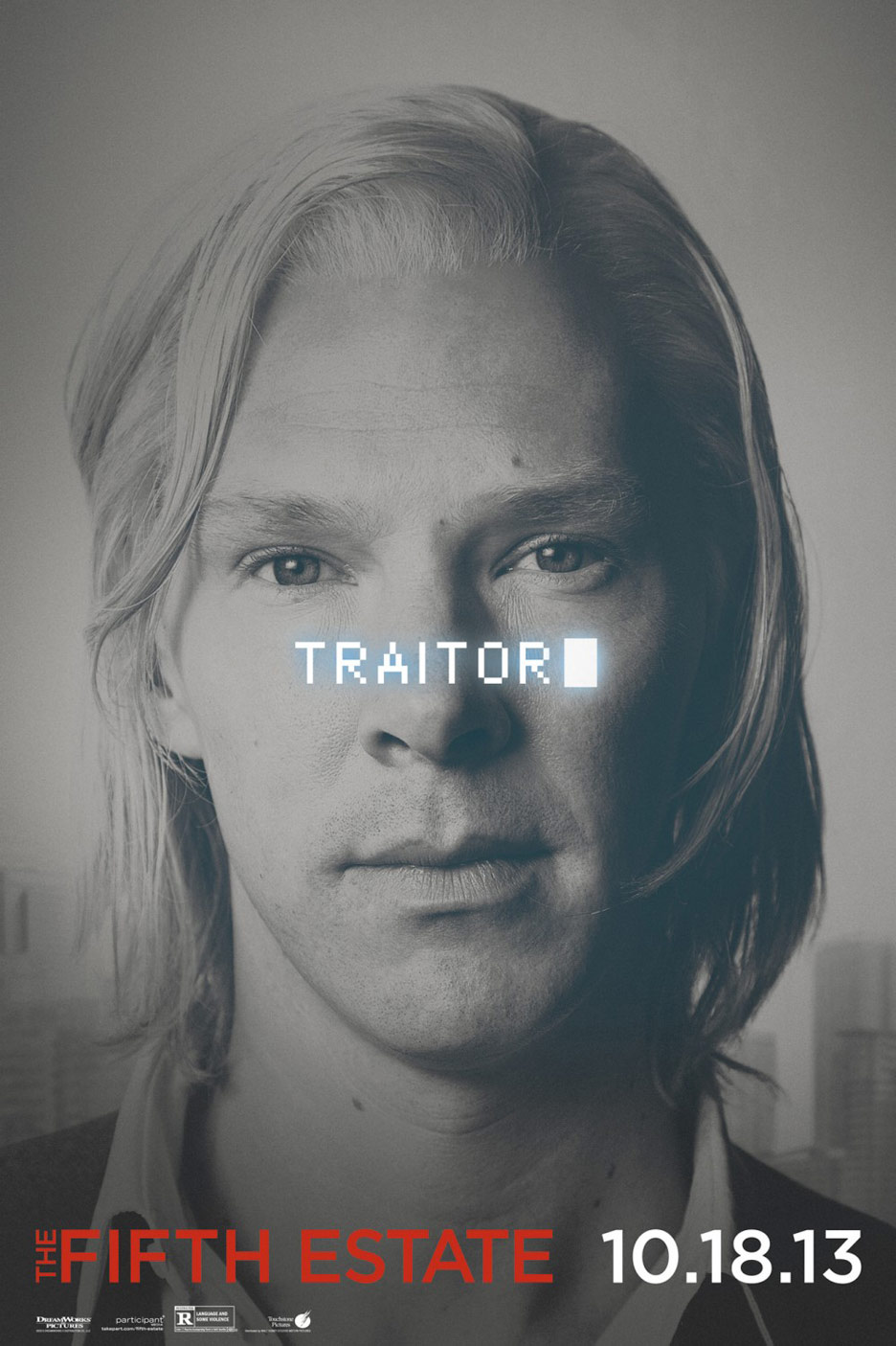 The Fifth Estate Poster #5