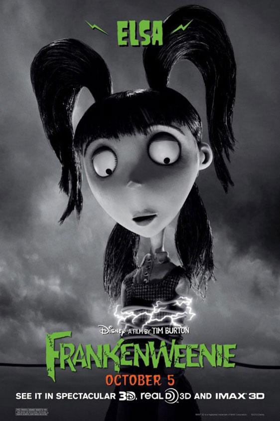 Frankenweenie Poster #11
