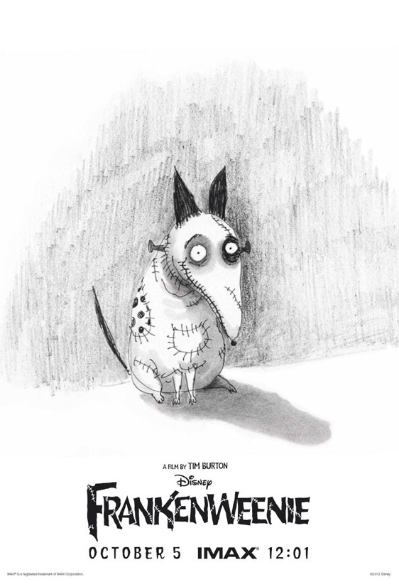 Frankenweenie Poster #14