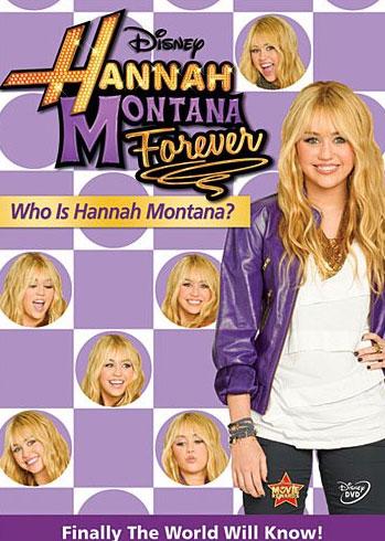 Hannah Montana: Who Is Hannah Montana Poster