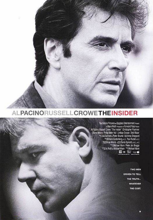 The Insider Poster #1