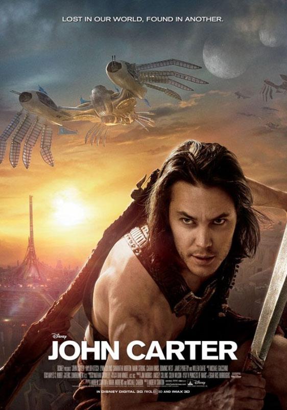 John Carter Poster #11