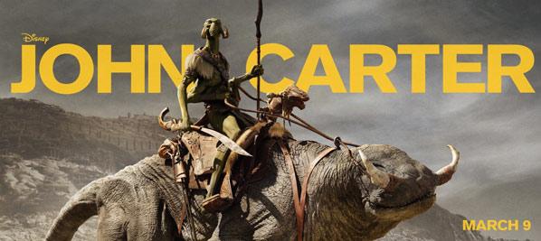 John Carter Poster #3