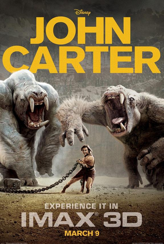 John Carter Poster #6