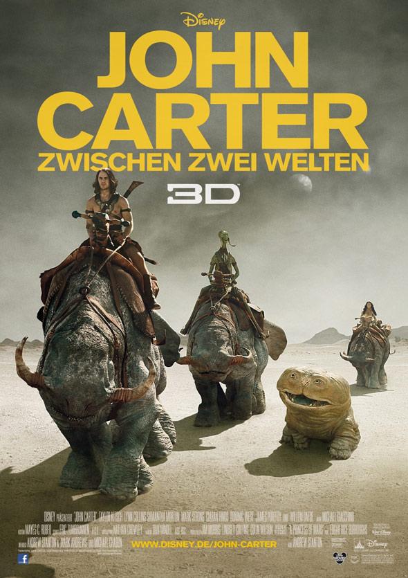 John Carter Poster #8
