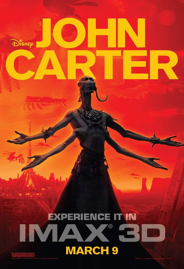 John Carter Poster #9