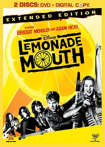 Lemonade Mouth Poster