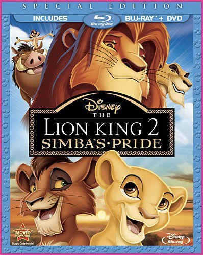 The Lion King 2: Simba's Pride Poster #2