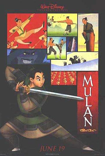 Mulan Poster #2