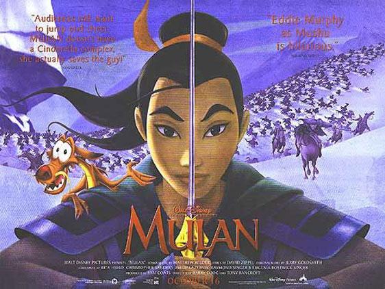 Mulan Poster #5