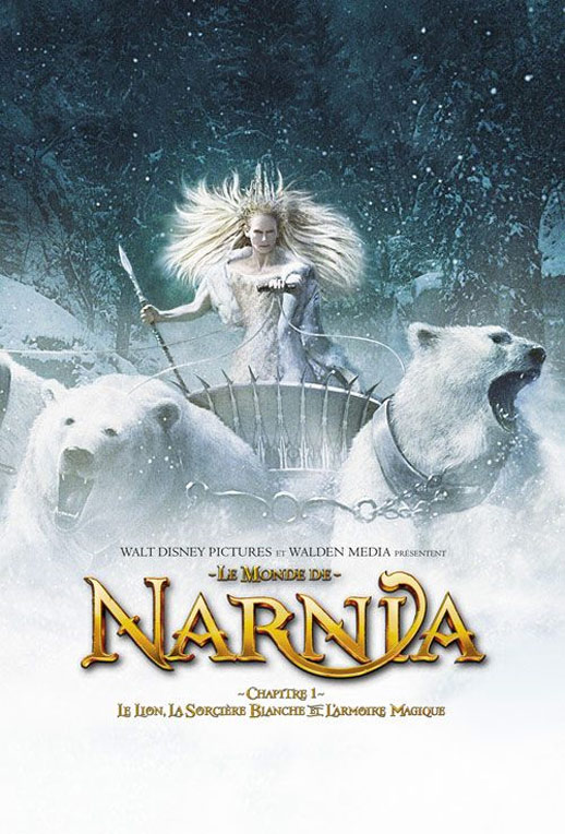 The Chronicles of Narnia: The Lion, the Witch and the Wardrobe Poster #3