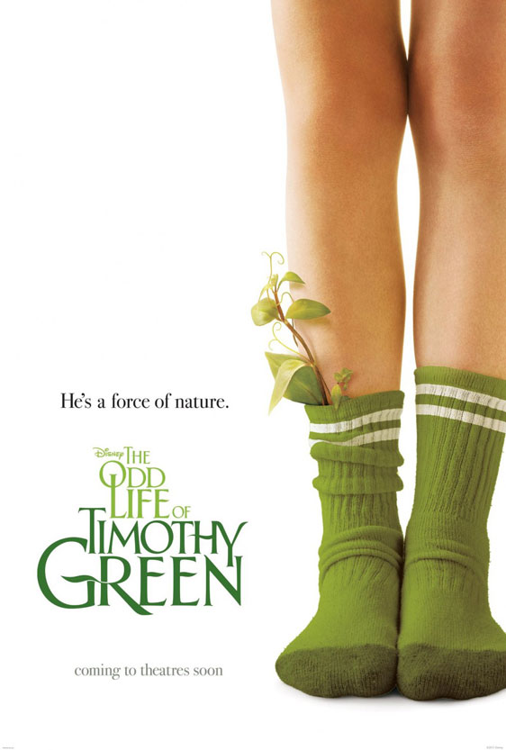 The Odd Life of Timothy Green Poster #2
