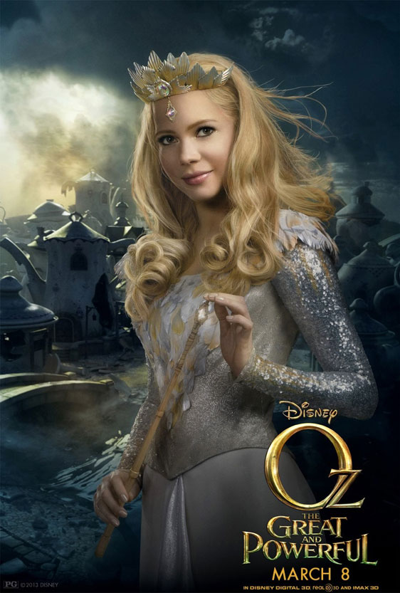 Oz The Great and Powerful Poster #11