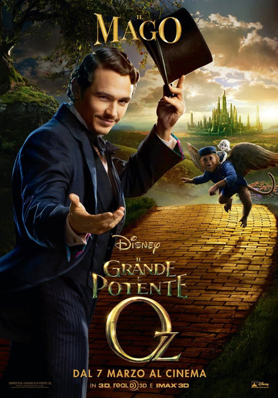Oz The Great and Powerful Poster #13