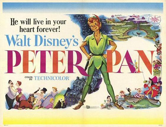Peter Pan Poster #2