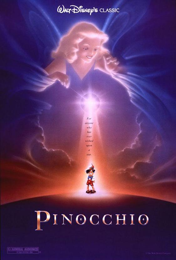 Pinocchio Poster #4