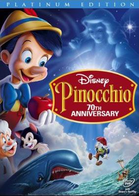 Pinocchio Poster #5